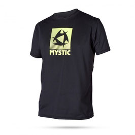 Mystic Star Quick Dry S/S Black