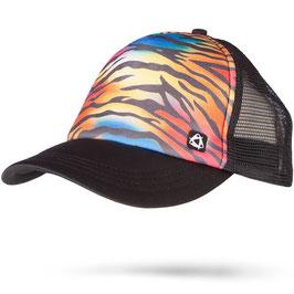 Mystic Trippin Cap O/S Zebra