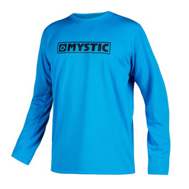 Mystic Star Quickdry L/S Blue