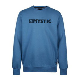 Mystic Flint Sweat Denim Blue