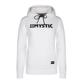 Mystic Brand Hoodie Sweat White