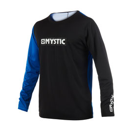 Mystic Drip L/S Quickdry in Blue*