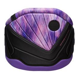 Mystic Diva Waist Harness Women 2021 in Black Purple