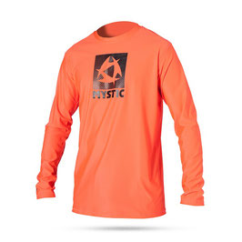 Mystic Star Quick Dry L/S Coral