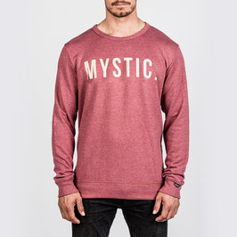 Mystic Skim Sweat in Dark Red Melee
