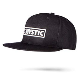 Mystic Local Cap in Black