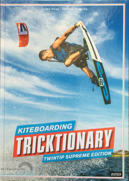Kiteboarding Tricktionary Buch