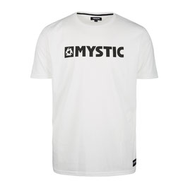 Mystic Brand Tee 2019 in White*