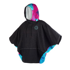 Mystic Poncho Women 2019 One Size in Aurora