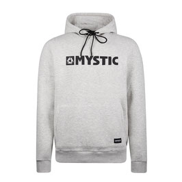 Mystic  Brand Hood Sweat in December Sky Melee