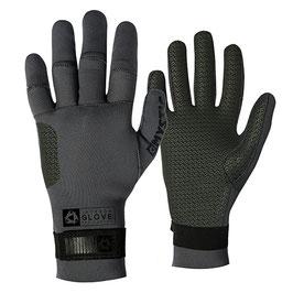 Mystic Jackson Pre Curved Glove Black