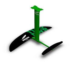 Indiana Sup/Surf Foil 1150 DWR Set