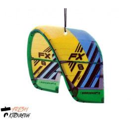 Freshkite / Duftkite Cabrinha FX Style in Yellow