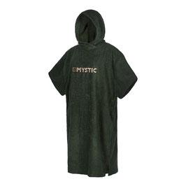 Mystic Poncho Regular Dark Leaf
