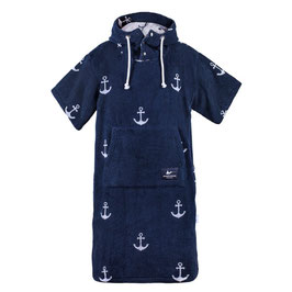 Atlantic-Shore Anchor Ponchos