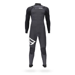 Brunotti Bravery 5/3mm FZ Men Wetsuit Black in L