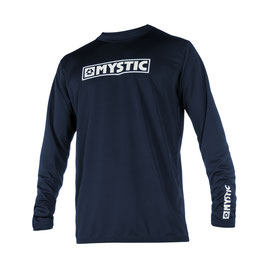 Mystic Star Quickdry L/S Navy