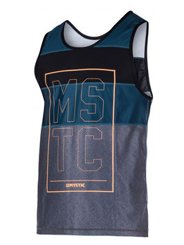 Mystic Drip Tanktop Quickdry Orange