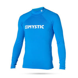Mystic Star Rash Vest L/S Blue