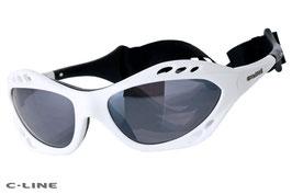 C-Line Glasses Classic Unisex White