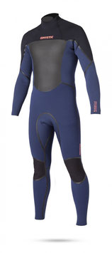 Mystic Black Star 5/4mm D/L Fullsuit Navy