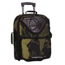 Mystic Flight Bag Black / Yellow 33 Liter