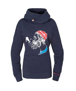SWLK Women Hood Sweat Seebär