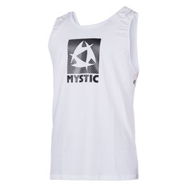Mystic Star Tanktop Quickdry in White