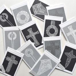 Kreuz & Kranz Karten