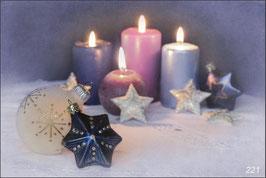 Weihnachtskarte 8