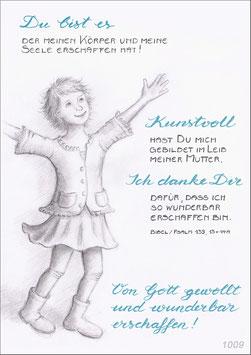 Von Gott gewollt und wunderbar ...