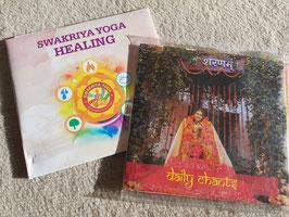Daily Chants & S.K.Y. Healing, 2 CD Set