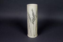 Vase - Graminée - Apera - Joue du vent