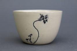 Tasse à café - petite fleur