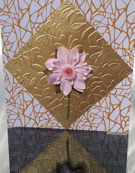 Blume des währenden Glücks