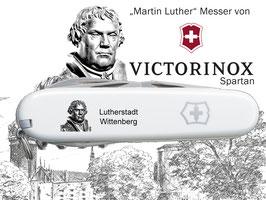Martin Luther Taschenmesser von VICTORINOX