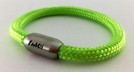 LuWi Segeltau-Armband | grün