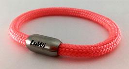 LuWi Segeltau-Armband | pink