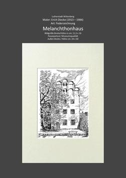 Lutherstadt Wittenberg Melanchthonhaus