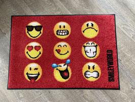 WASH & DRY · Emojis
