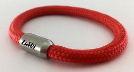 LuWi Segeltau-Armband | rot