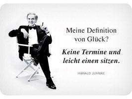 Meine Definition von Glück Harald Juhnke KH027