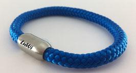 LuWi Segeltau-Armband | blau