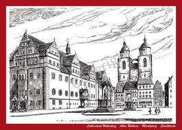 Rathaus ∙ Marktplatz ∙ Stadtkirche