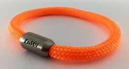 LuWi Segeltau-Armband | orange