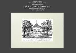 Lutherstadt Wittenberg Lucas-Cranach-Gymnasium
