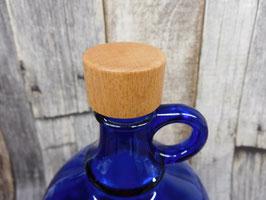 Holzdeckel für 2 Liter Flasche