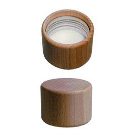 Holzdeckel für 5 Liter Flasche