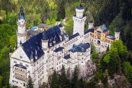 90 Min. Grosse Märchenschloss- und Alpentour: