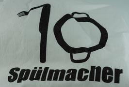 Spülmacher-Schürze für Fußballfreunde!